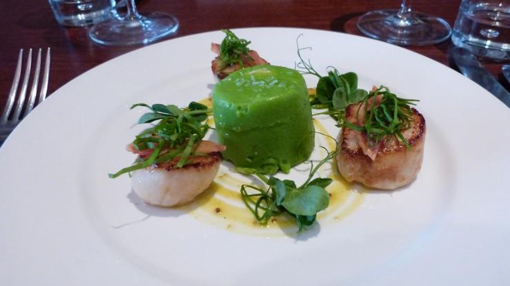York Fine Dining Starters Melton S Restaurant